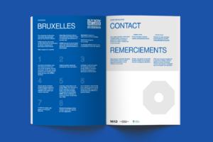 Catalogue d'exposition Buy Now Pay Later à Bruxelles par le studio Alvin