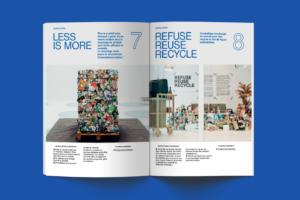 Catalogue d'exposition Buy Now Pay Later de Mad.brussels par le studio Alvin