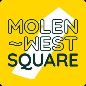 Logo et identité visuelle pour Molenwest à Bruxelles